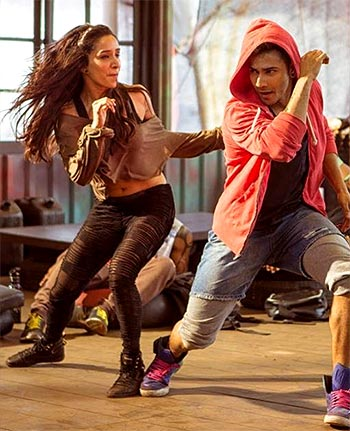 Review: ABCD 2's Music Has Variety