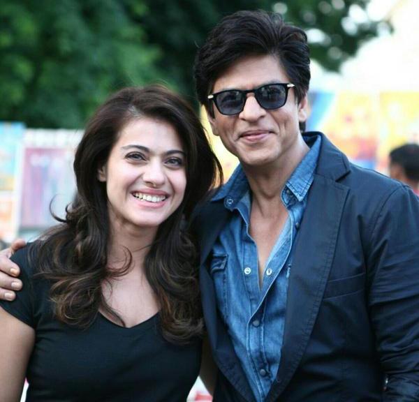 Dilwale, DDLJ, Baazigar: Shah Rukh and Kajol through the ...