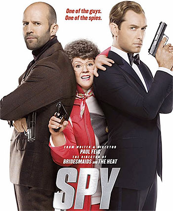 Review: Spy Is An Average Entertainer