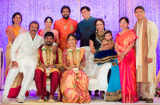 Telugu actor manoj manchu gets engaged rediff movies telugu actor manoj manchu gets engaged thecheapjerseys Image collections