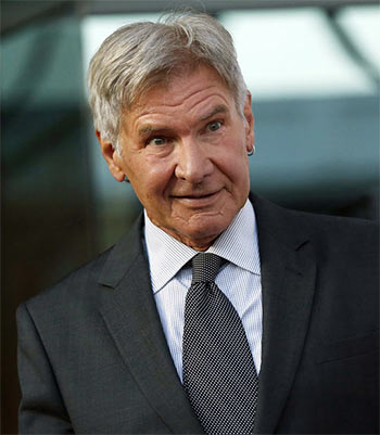 Harrison Ford's condition improving: Son Ben - Rediff com movies