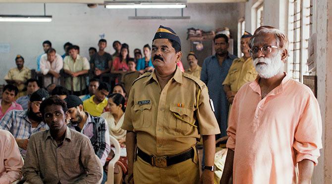 Vira Sathidar in Court