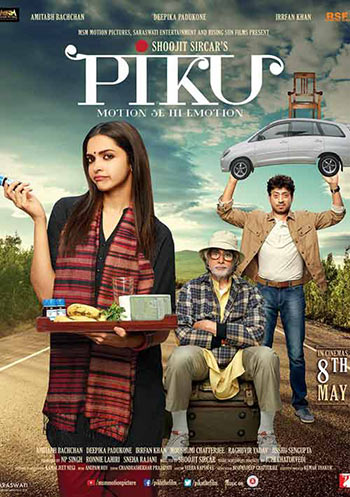 Current Bollywood News & Movies - Indian Movie Reviews, Hindi Music & Gossip - Trailer: Bachchan and Deepika in Piku, a constipation comedy