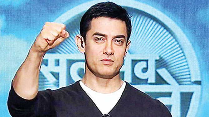 India News - Latest World & Political News - Current News Headlines in India - I'm proud to be an Indian and I'm staying here, Aamir responds