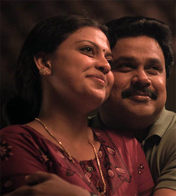 Review: Chandrettan Evideya Is Confusing