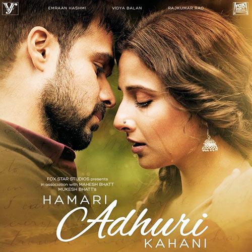 Current Bollywood News & Movies - Indian Movie Reviews, Hindi Music & Gossip - Bored? Solve the Hamari Adhuri Kahani puzzle!