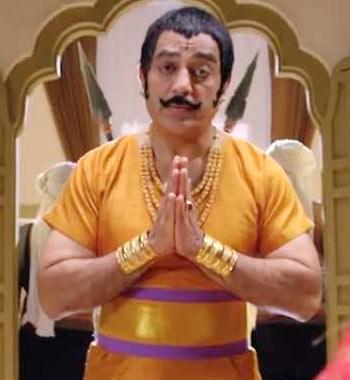 Kamal Haasan in Uttama Villain