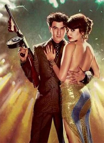 Ranbir Kapoor and Anushka Sharma in Bombay Velvet