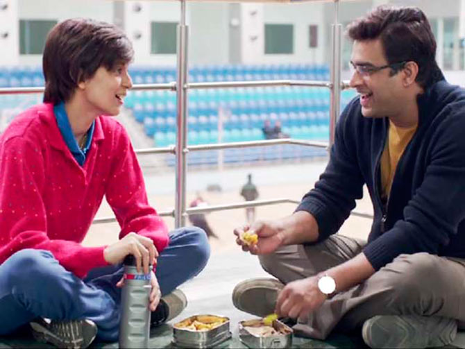 Image Kangana Ranaut And R Madhavan In Tanu Weds Manu Returns