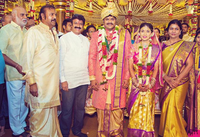 Kunhalikutty daughter wedding