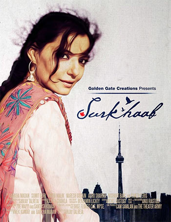The Surkhaab poster