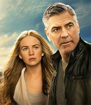 Goerge Clooney in Tomorrowland