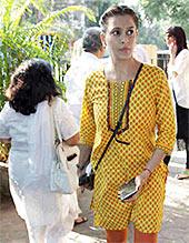 Current Bollywood News & Movies - Indian Movie Reviews, Hindi Music & Gossip - PIX: TV stars attend Sudha Shivpuri's prayer meet