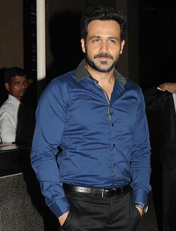 Current Bollywood News & Movies - Indian Movie Reviews, Hindi Music & Gossip - PIX: Emraan Hashmi attends Blood Money director's wedding