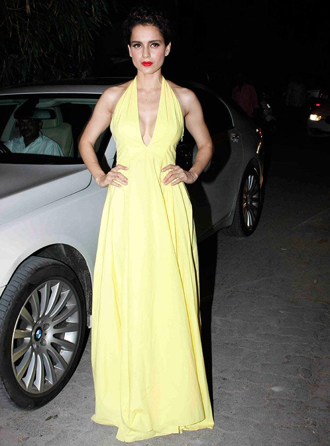 Current Bollywood News & Movies - Indian Movie Reviews, Hindi Music & Gossip - PIX: Kangana parties with Raveena, Dhanush