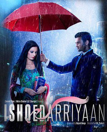 Poster of Ishqedarriyaan