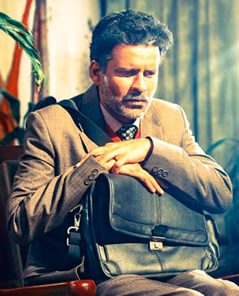 Manoj Bajpayee in Aligarh