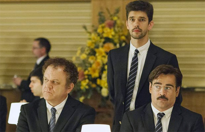A scene from The Lobster
