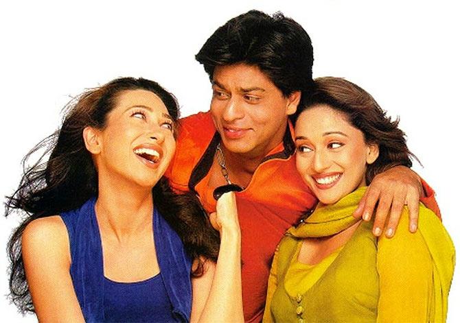 Here's How Shah Rukh Khan Owes His Career To Aamir Khan
