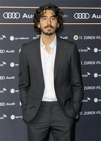 Dev Patel: I have always felt like an outsider - Rediff ...