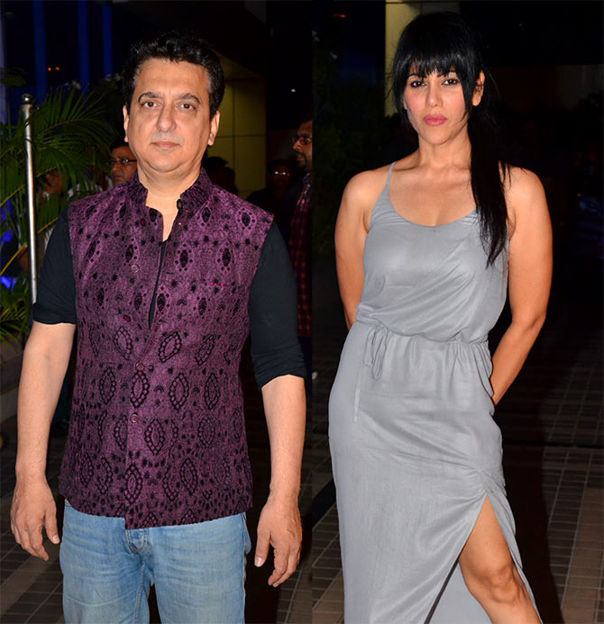 Bollywood Celebs attended Birthday bash of Sajid Khan - Page 2