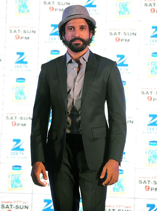 Current Bollywood News & Movies - Indian Movie Reviews, Hindi Music & Gossip - Farhan Akhtar Can Do That!