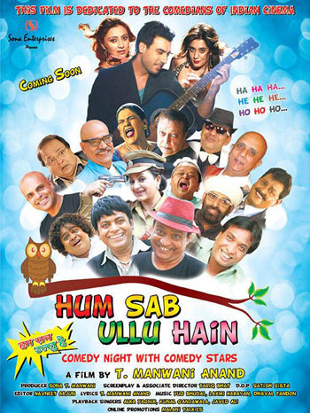 Current Bollywood News & Movies - Indian Movie Reviews, Hindi Music & Gossip - Review: Hum Sab Ullu Hain is the worst film ever!