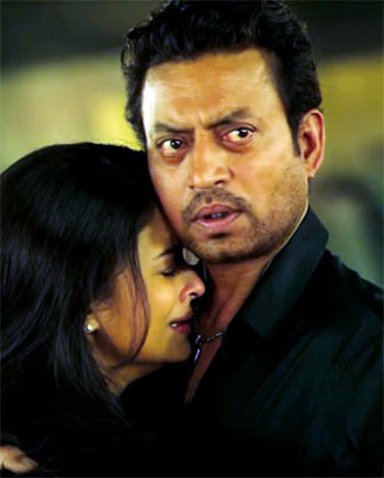 Current Bollywood News & Movies - Indian Movie Reviews, Hindi Music & Gossip - Review: Jazbaa is a sloppy green mess