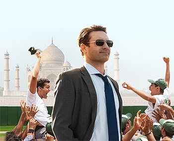 Current Bollywood News & Movies - Indian Movie Reviews, Hindi Music & Gossip - The Million Dollar Arm contest: Win COOL prizes