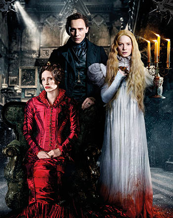 Poster of Crimson Peak