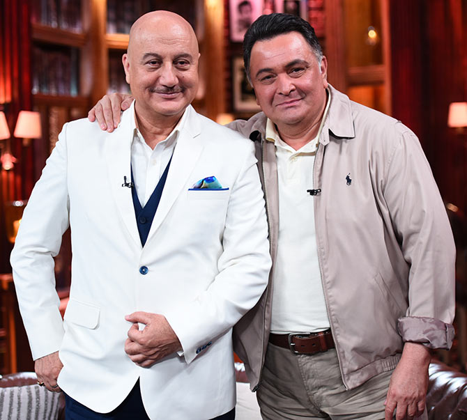Current Bollywood News & Movies - Indian Movie Reviews, Hindi Music & Gossip - Rishi Kapoor's fears about Agneepath