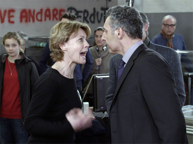 A scene from Mia Madre.