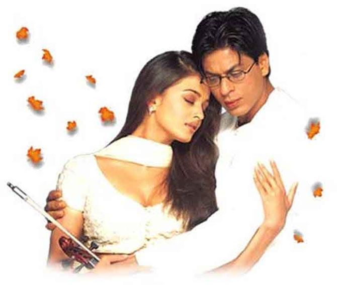 Vote for Shah Rukh Khan's BEST film! - Rediff.com Movies
