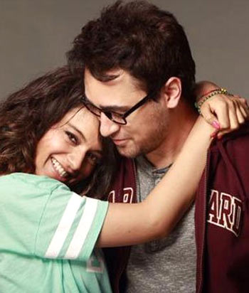 Kangna Ranaut and Imran Khan in Katti Batti