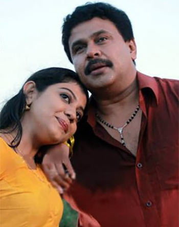 Rachana Narayanakutty and Dileep in Life of Josutty