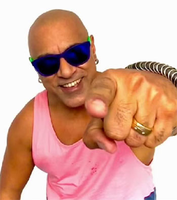 Current Bollywood News & Movies - Indian Movie Reviews, Hindi Music & Gossip - Baba Sehgal: 'I don't lick a**'