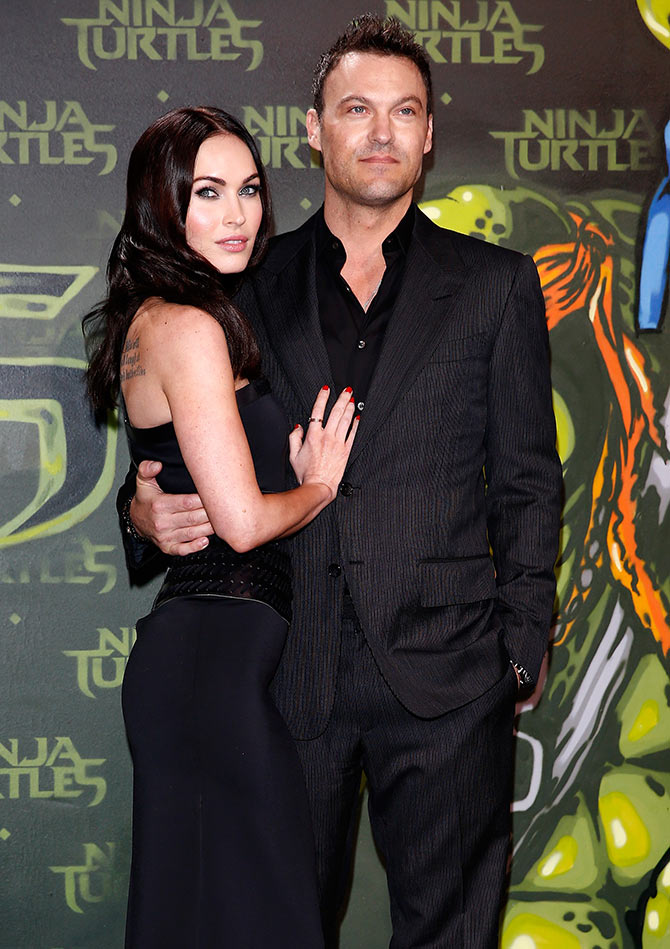 Megan Fox welcomes third son with hubby Brian