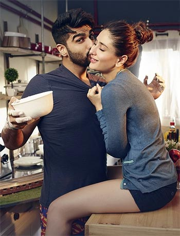 Arjun Kapoor and Kareena Kapoor in Ki & Ka