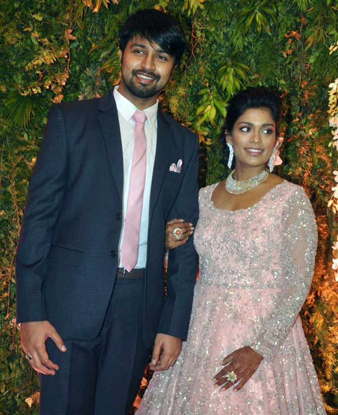 Kalyan and Sreeja