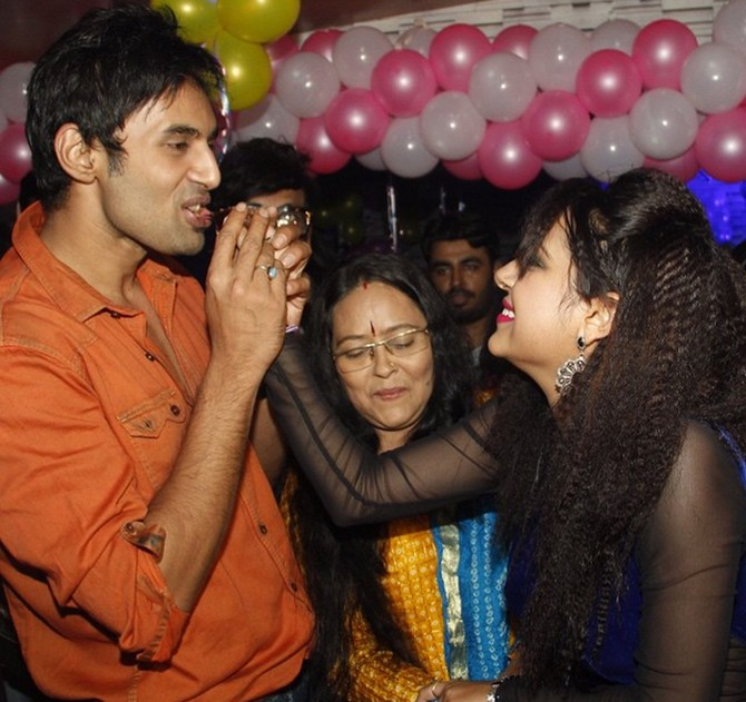 I can't die with Pratyusha :    Rahul Raj Singh, Actor and producer