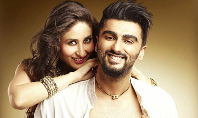 Kareena Kapoor and Arjun Kapoor in Ki & Ka