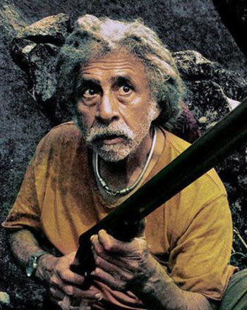 Naseeruddin Shah in The Blueberry Hunt