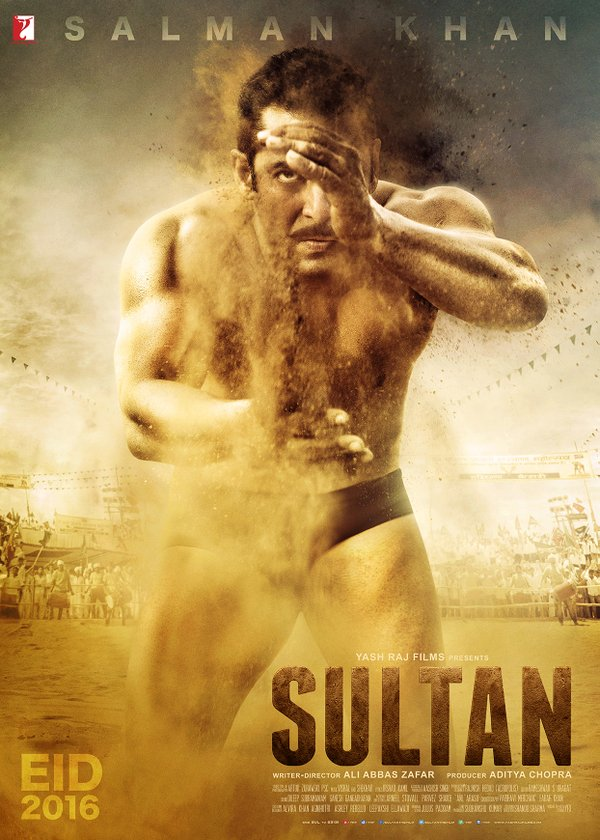 Current Bollywood News & Movies - Indian Movie Reviews, Hindi Music & Gossip - First Look: Salman Khan's Sultan
