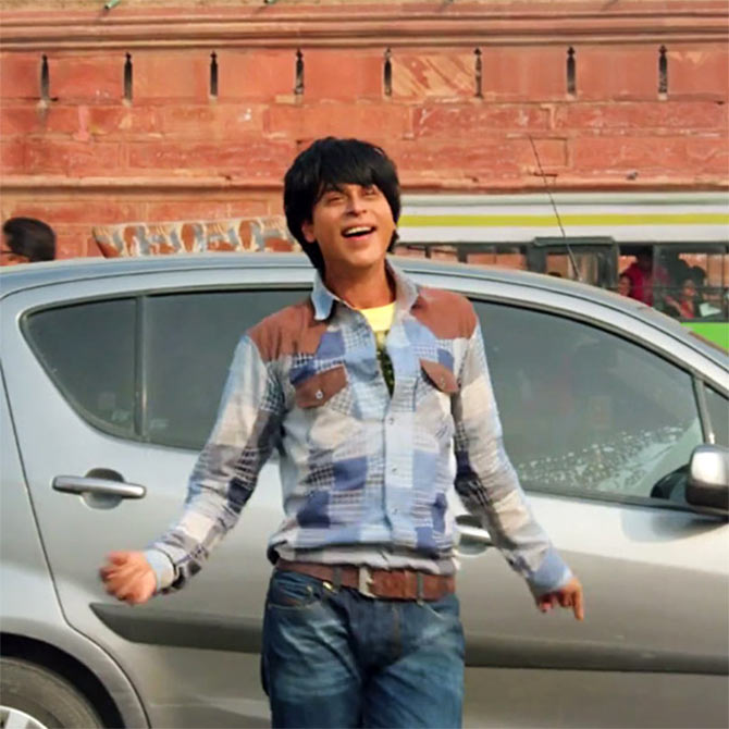 Shah Rukh Khan in Fan  sc 1 st  Rediff.com & Box Office: Fan gets average opening - Rediff.com Movies