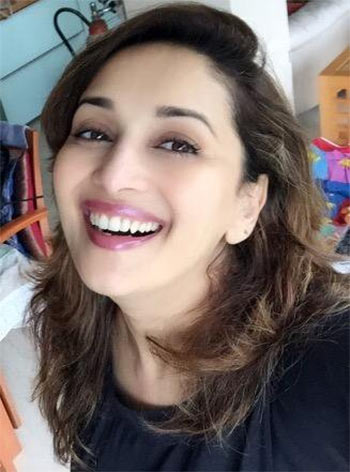 Current Bollywood News & Movies - Indian Movie Reviews, Hindi Music & Gossip - Want to know the secret of Madhuri Dixit's ageless beauty? Click here