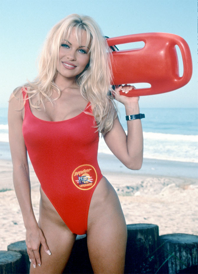 Pamela Anderson joins Baywatch cast