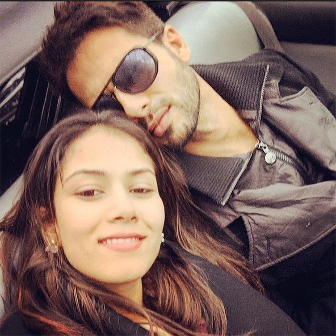 Current Bollywood News & Movies - Indian Movie Reviews, Hindi Music & Gossip - Shahid, Mira name their daughter Misha