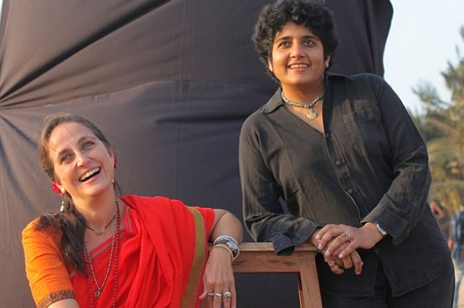 Sanjna Kapoor and Sameera Iyengar co-founded Junoon