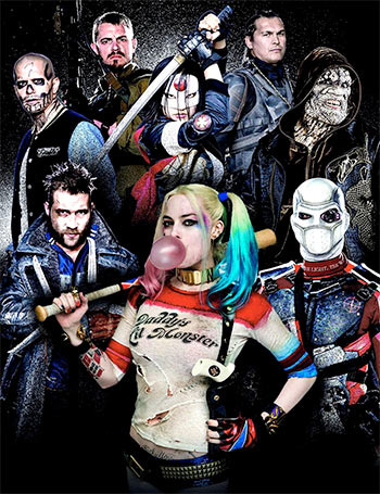 Current Bollywood News & Movies - Indian Movie Reviews, Hindi Music & Gossip - Review: Suicide Squad is a noisy mess