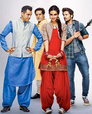 Current Bollywood News & Movies - Indian Movie Reviews, Hindi Music & Gossip - Box Office: Happy Bhag Jayegi opens well